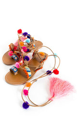 Zulu Sandals - French Chateau