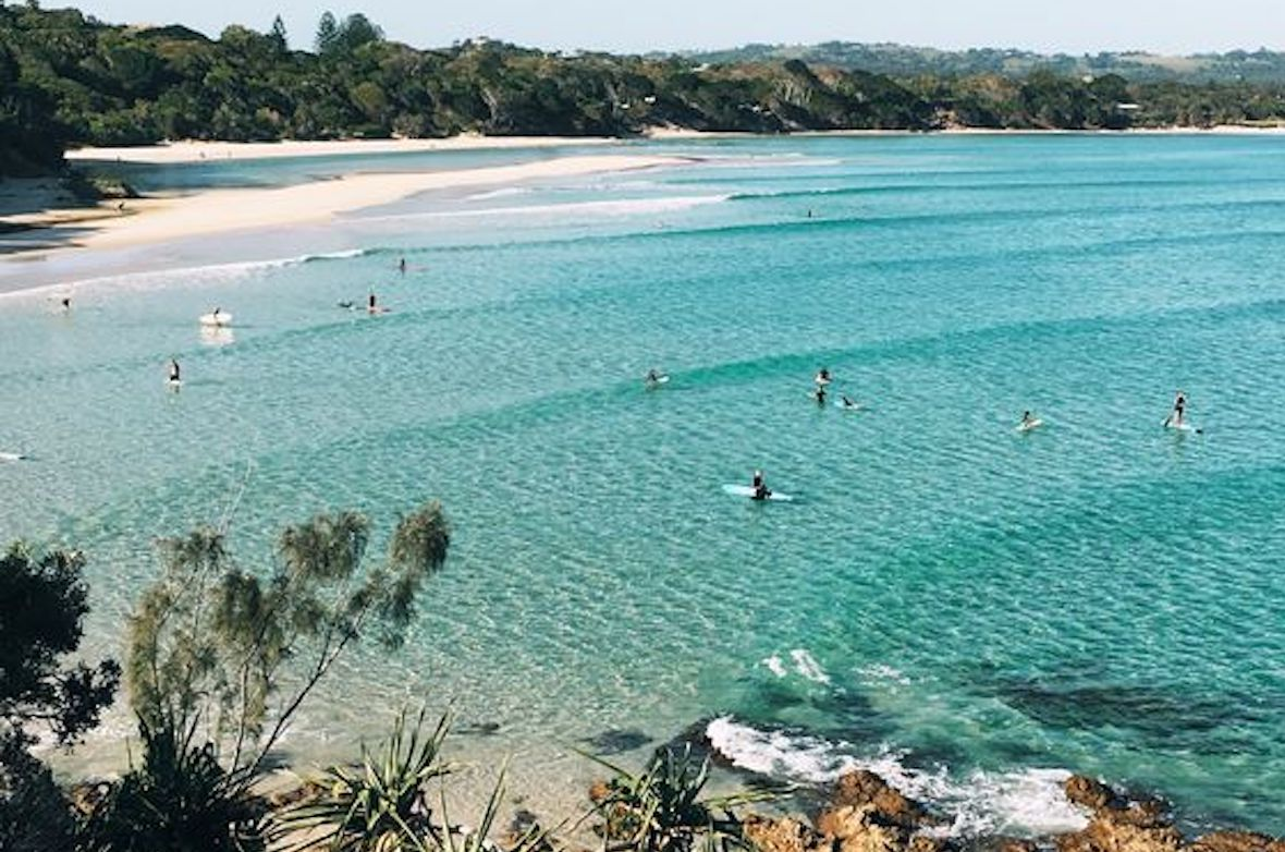 My Week In Byron Bay