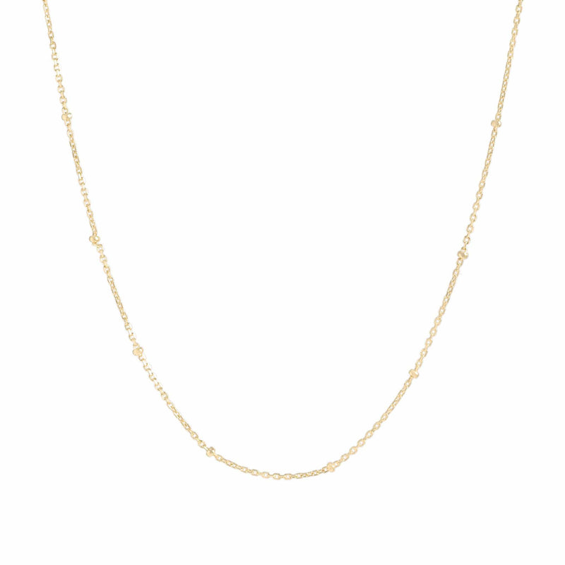 Gold Lover Choker Necklace