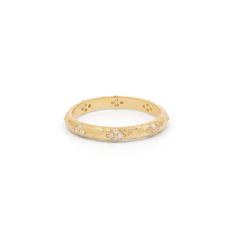 Gold Luminous Ring