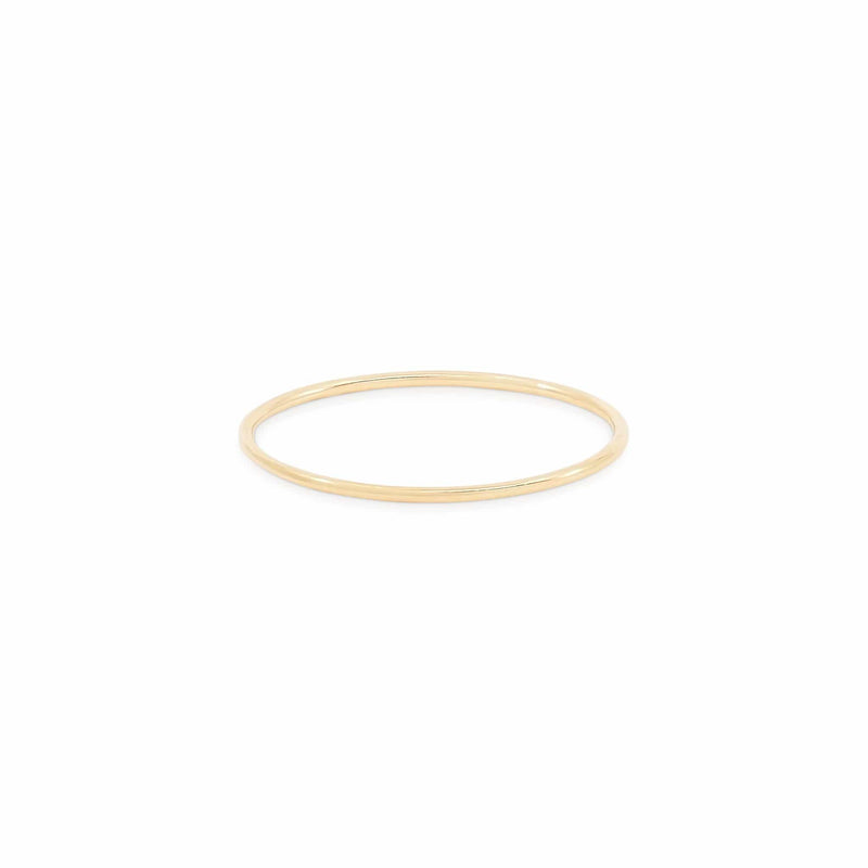 14k Gold Sweet Purity Ring