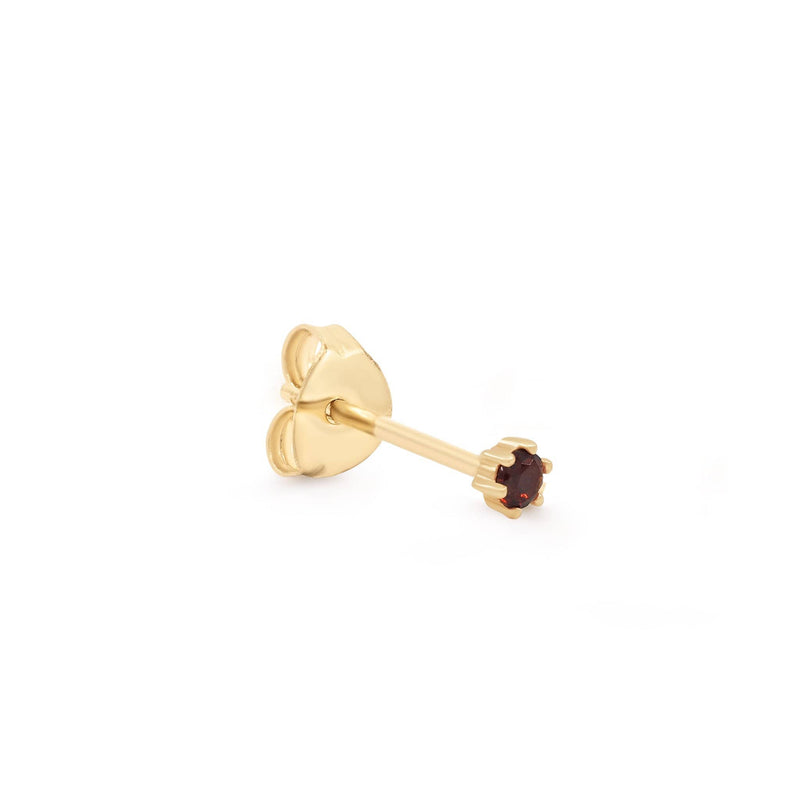 14k Gold Passion Single Earring