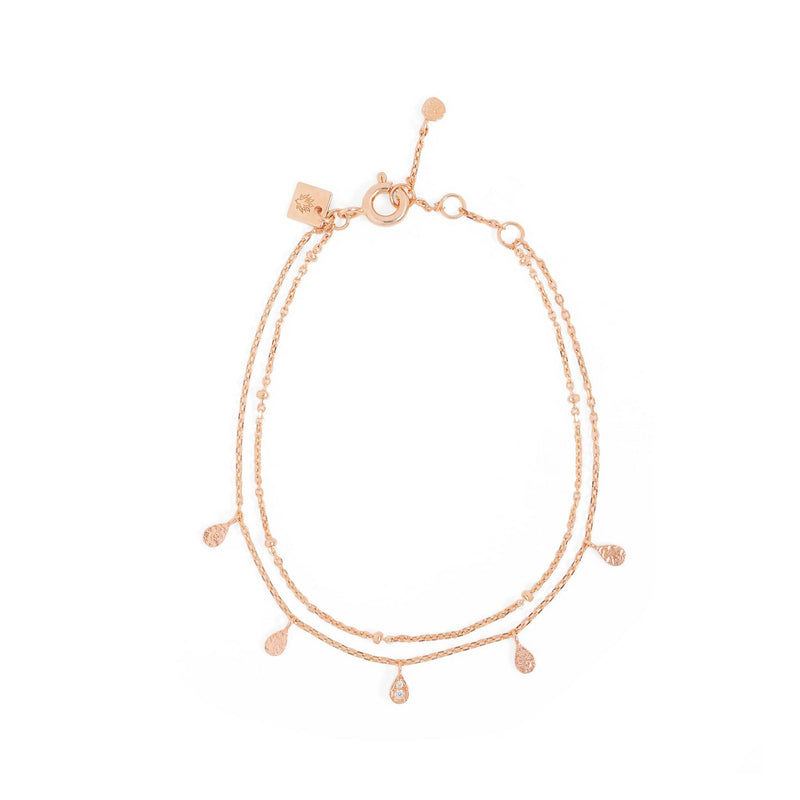 Rose Gold Illuminate Bracelet
