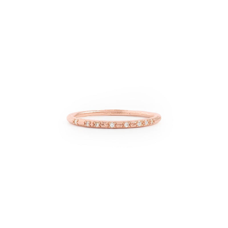 Rose Gold Illuminate Ring