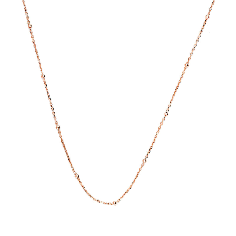 Rose Gold Lover Choker Necklace