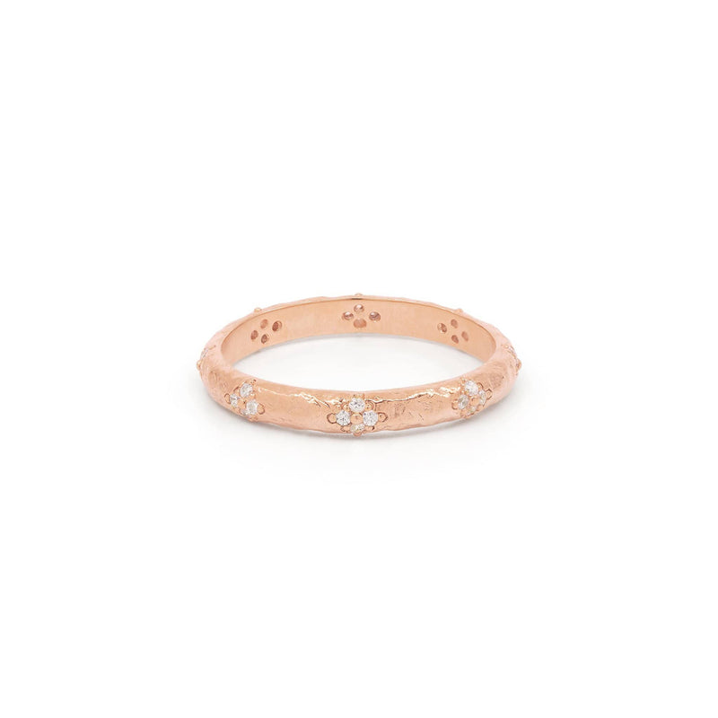 Rose Gold Luminous Ring
