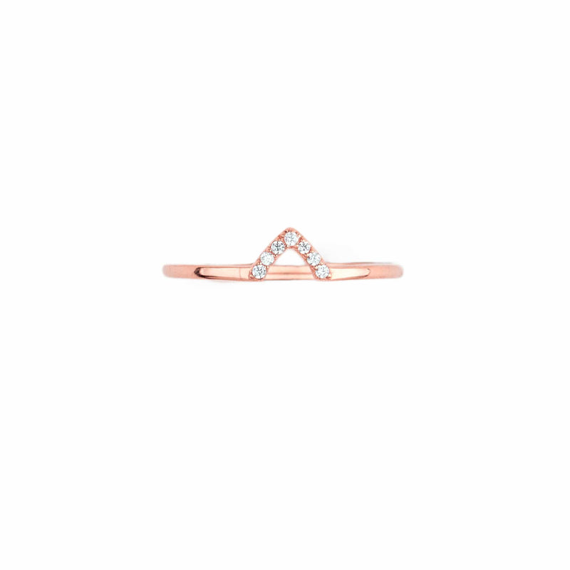 Rose Gold Truth Ring