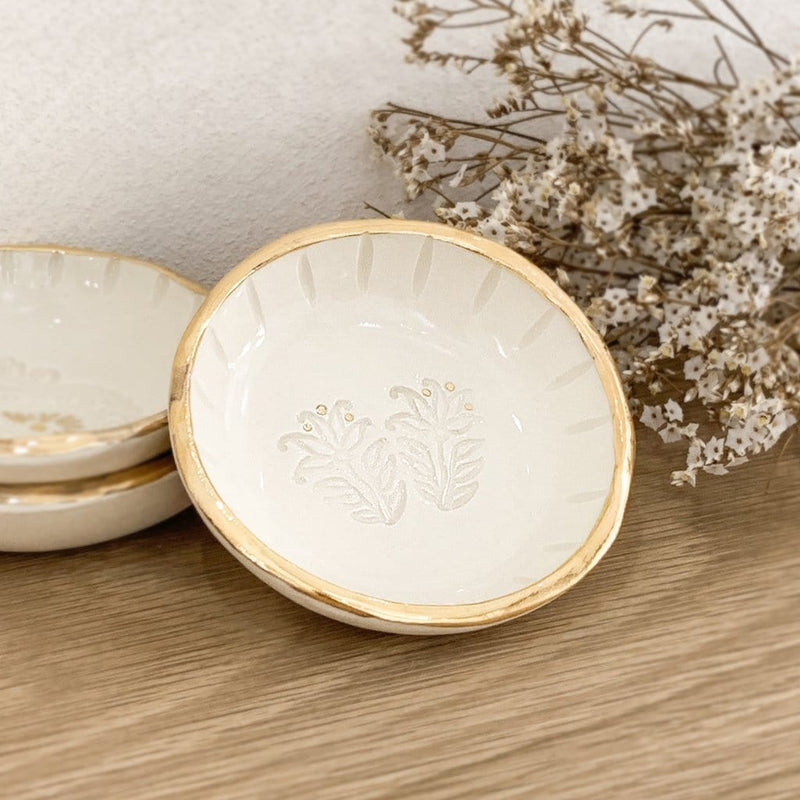 Lotus Jewellery Dish