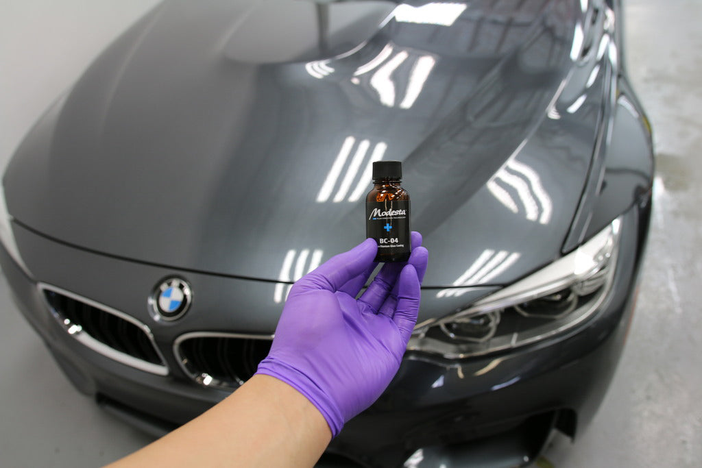 Medesta Glass Coating