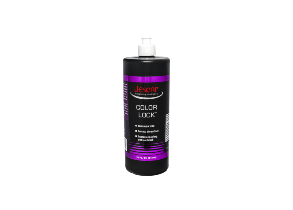Jescar Color Lock Carnauba Wax 32oz - Detailer's Domain
