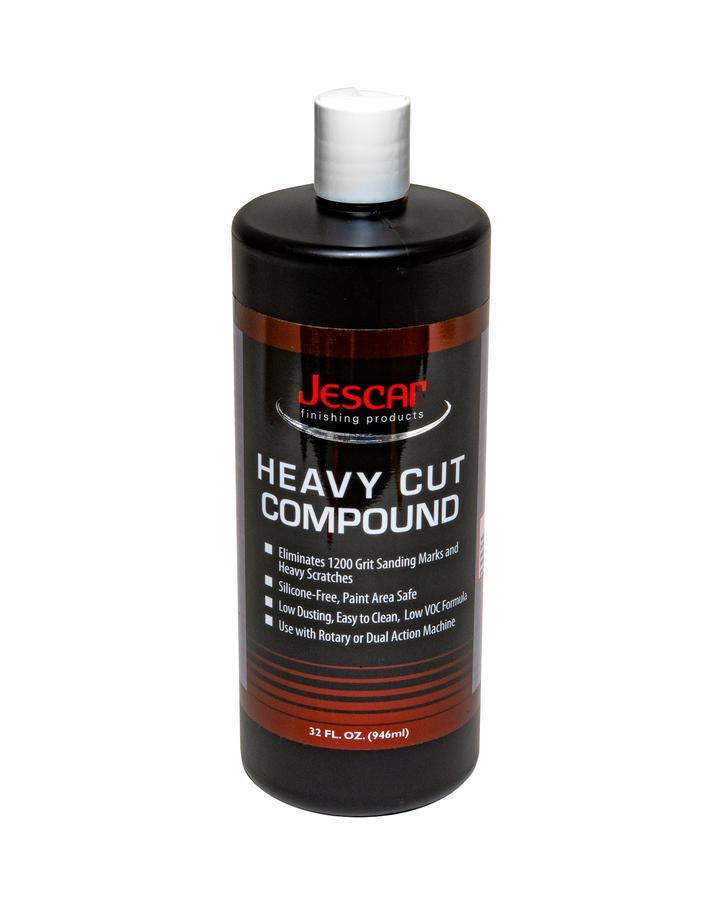 JESCAR HEAVY CUT COMPOUND - 32OZ - Detailer's Domain