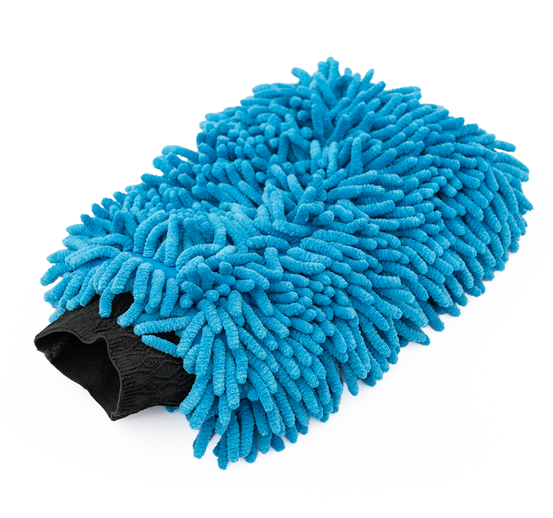 The Rag Company KNOBBY MICROFIBER CHENILLE MITT - Detailers Domain