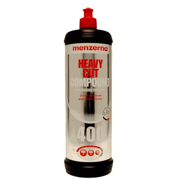 Menzerna Heavy Cut Compound 400 - Detailer's Domain