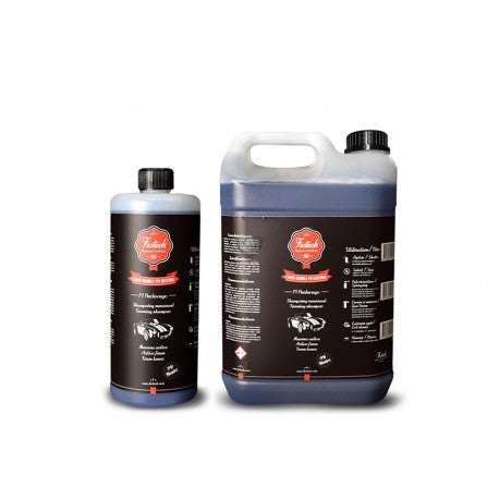 FicTech FOAM BUBBLE PH NEUTRAL 5L - Detailers Domain