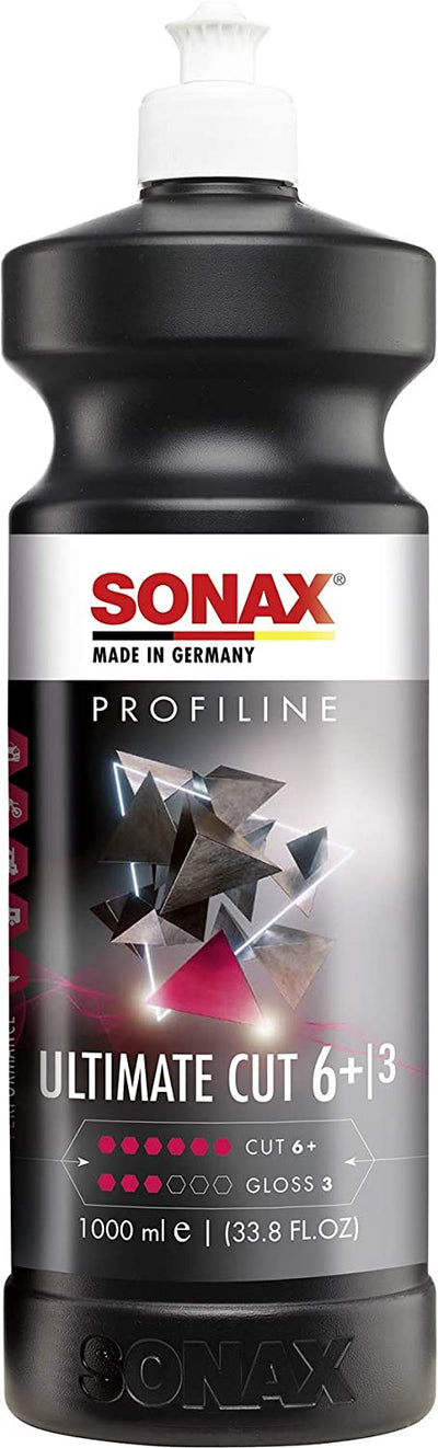 Sonax Profiline Ultimate Cut - Detailers Domain