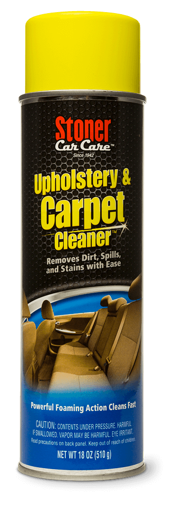 Stoner Upholstery & Carpet Cleaner - Detailers Domain