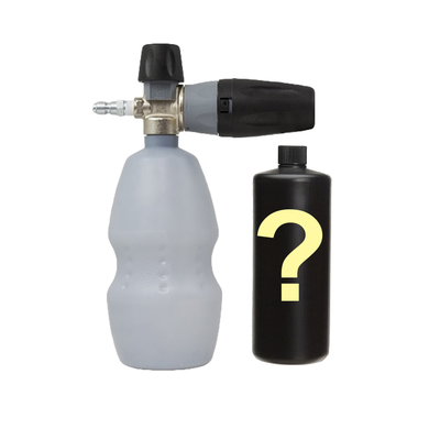 MTM Hydro PF22.2 Foam Cannon - New Bottle - Detailers Domain