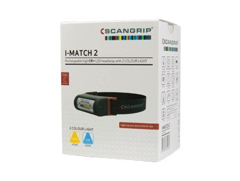 Scangrip i-match 2 headlamp - Detailers Domain