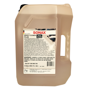 Sonax Wheel Cleaner Plus - Detailers Domain