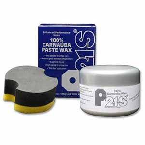 P21S 100% Carnauba Paste Wax - Detailers Domain