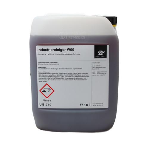 nextzett Industry Cleaner W99 All Purpose Degreaser - Detailer's Domain