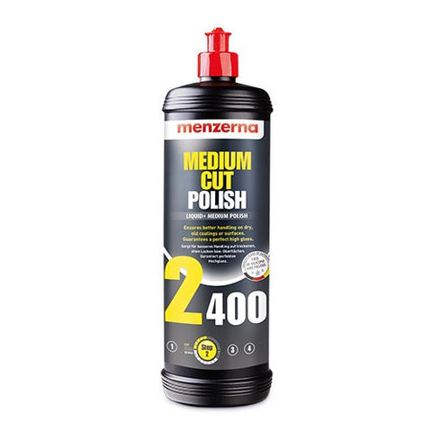 Menzerna Medium Cut Polish 2400 32oz