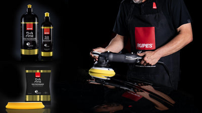 Rupes D-A Fine Polish - HIGH PERFORMANCE FINE POLISHING COMPOUND - Detailers Domain