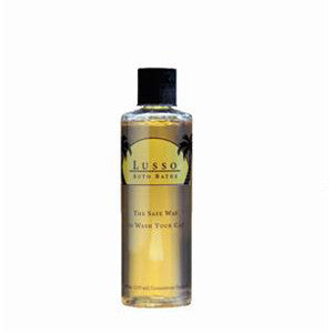 Lusso Auto Bathe Premium Car Wash 8oz - Detailer's Domain