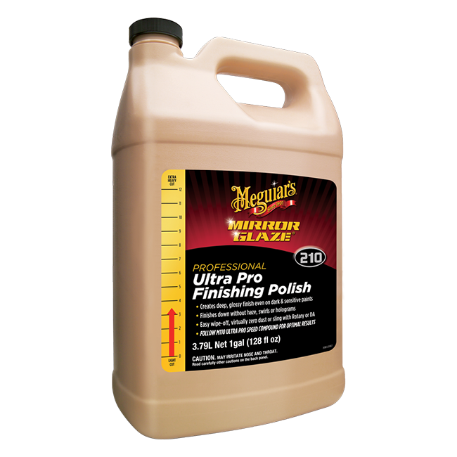 Meguiar's M210 Mirror Glaze Ultra Pro Finishing Polish - Detailer's Domain