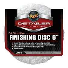 Meguiar's DA Microfiber Finishing Disc 2-Pack - Detailers Domain
