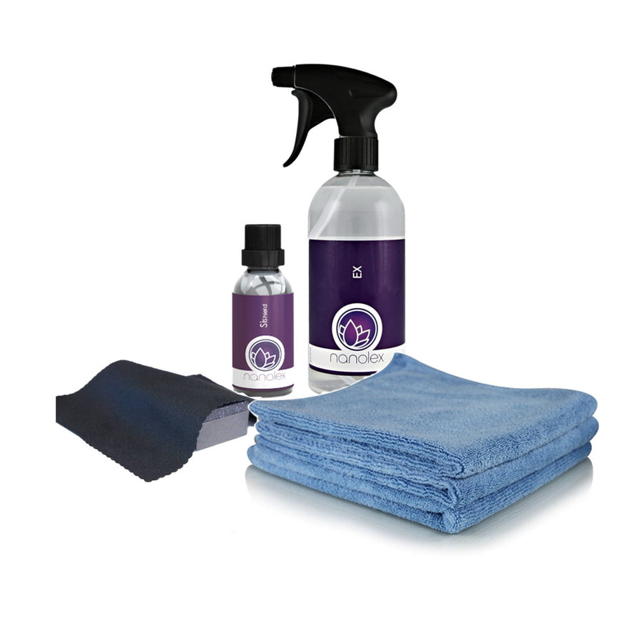 Nanolex SIShield Ceramic Coating Kit - Detailer's Domain