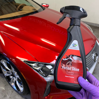 nextzett Perfect Shine Quick Detailer - Detailer's Domain