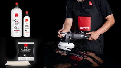 Rupes Uno Pure - ULTRA FINISHING POLISH - Detailers Domain