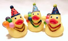 Rubber Ducky Party Favors!