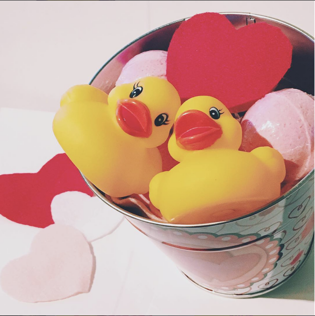 rubber duck gifts for valentines