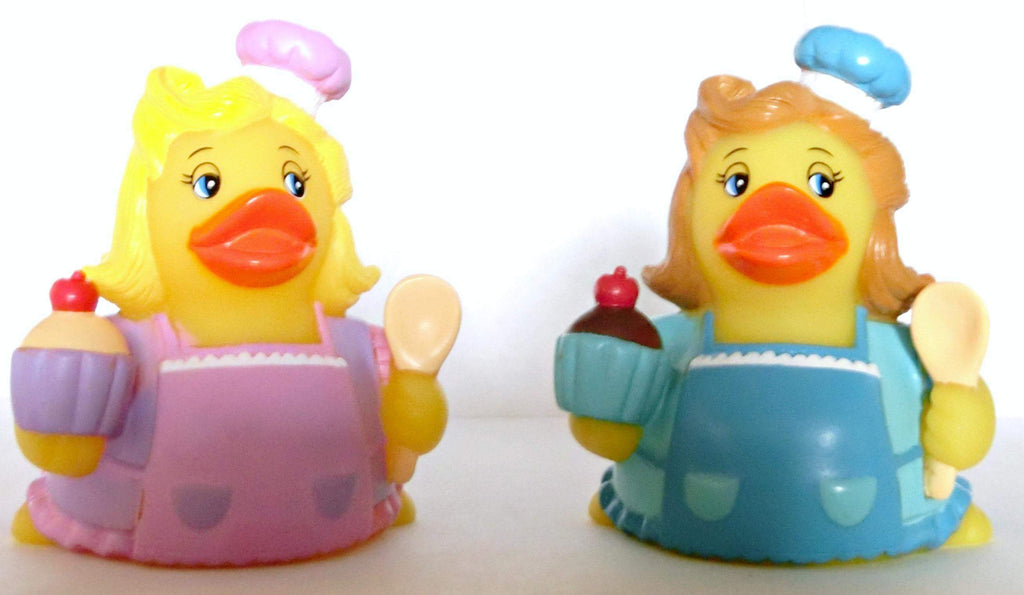 Baking Rubber Duck