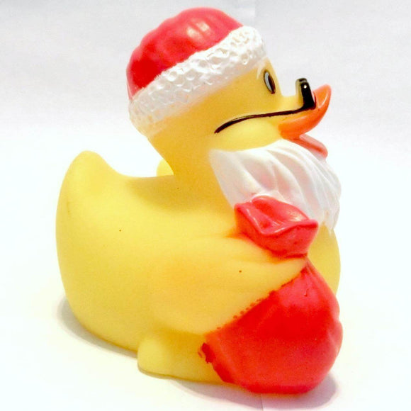 Rubber-Santa-Claus-Duck