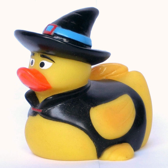 Rubber-Witch-Duck