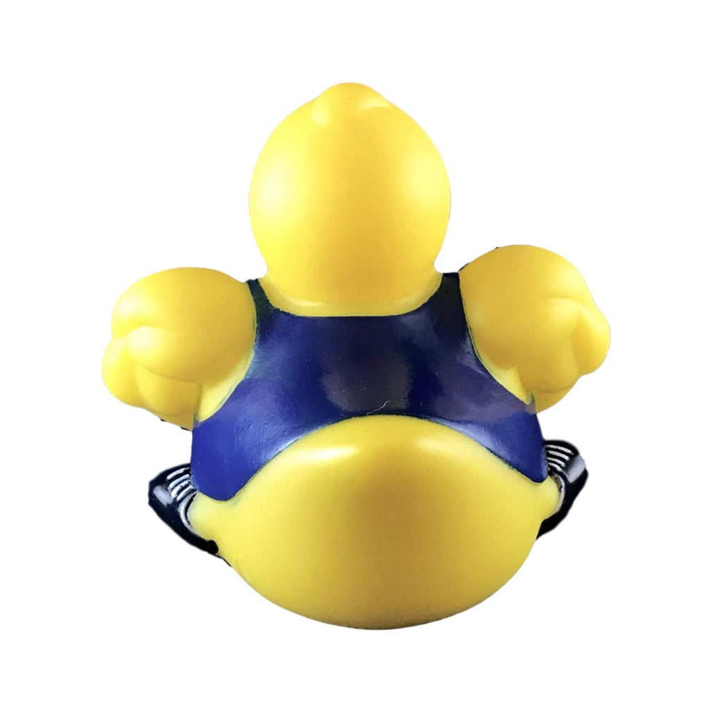 Body Builder Rubber Duck
