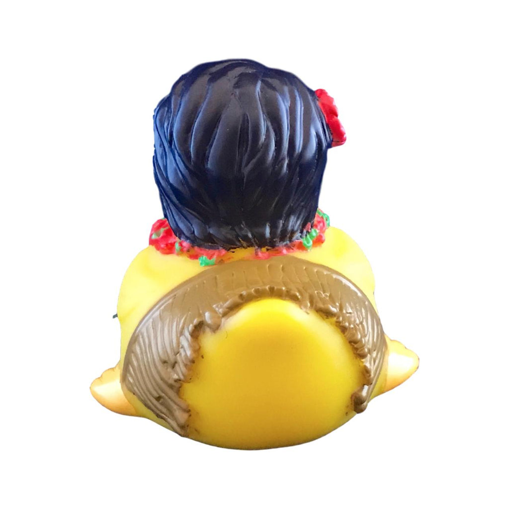 Hula Hawaiian Rubber Duck