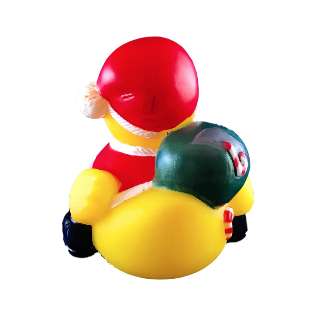 Santa Claus Christmas Rubber Duck