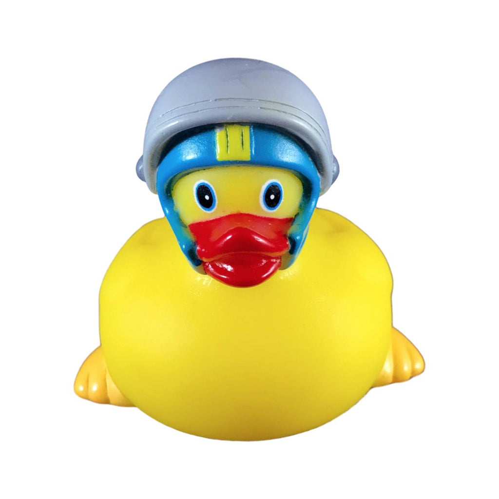 Racecar Racing Rubber Duck