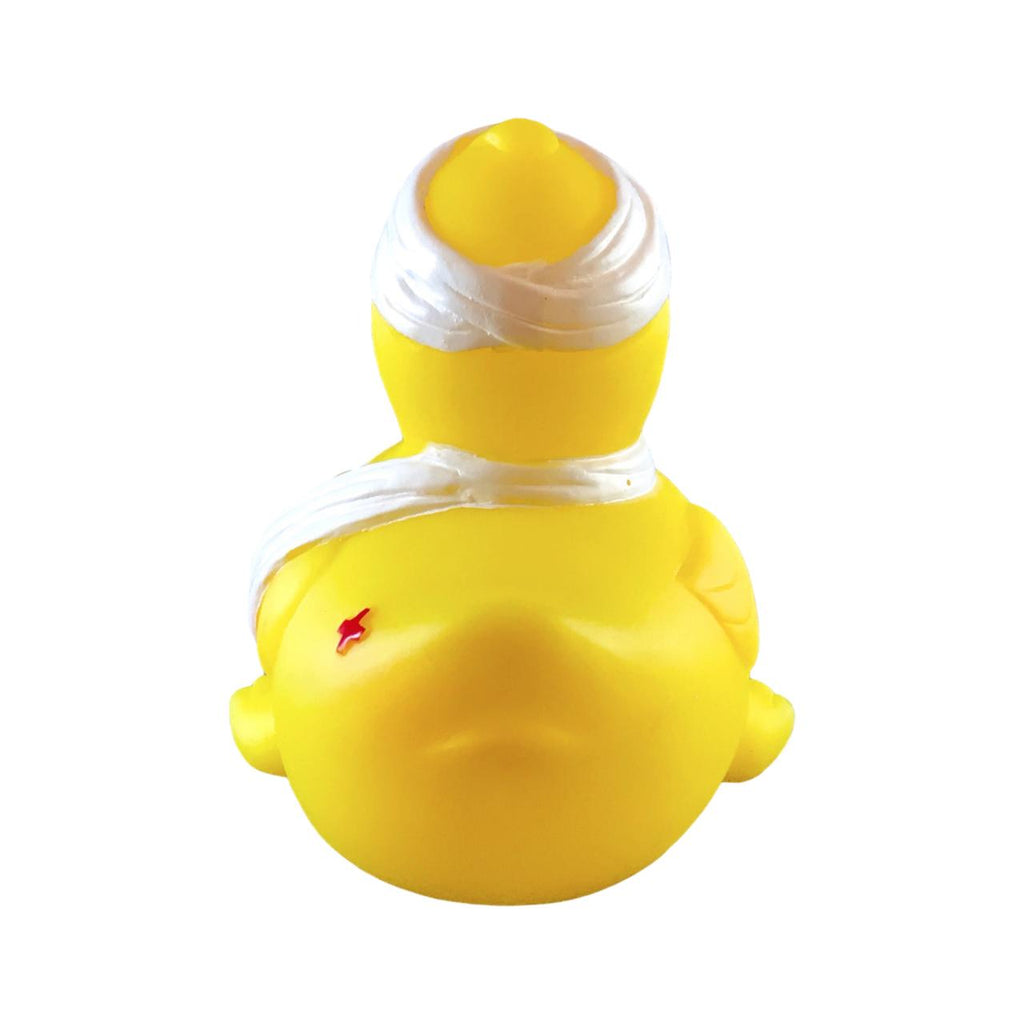 Rubber Patient Duck