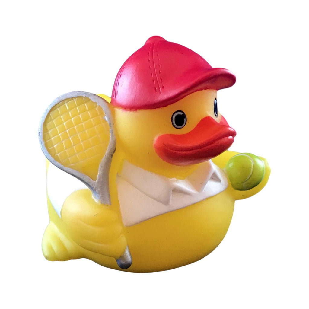 Tennis Rubber Duck