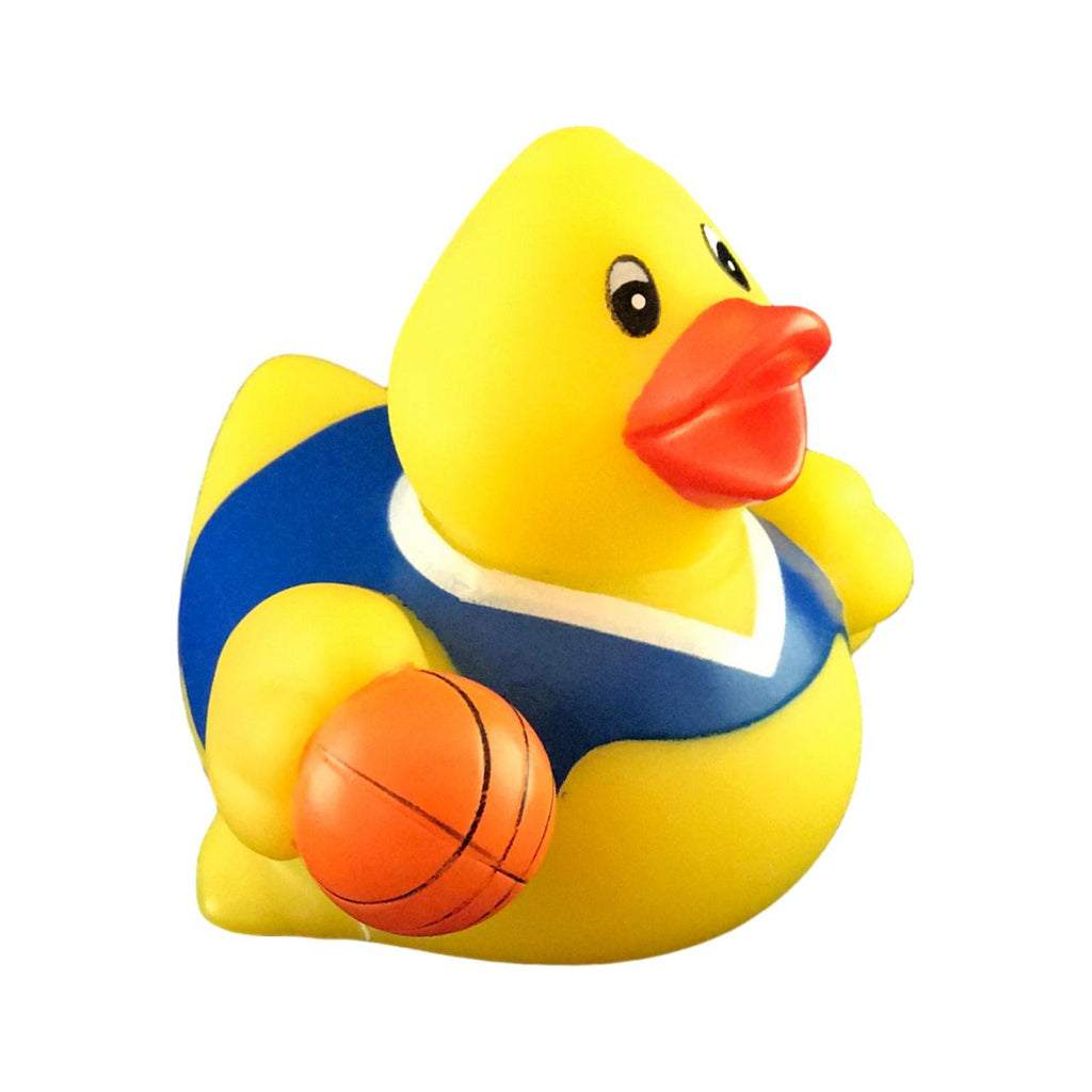 Basketball Rubber Duck Personalized Rubber Ducks For