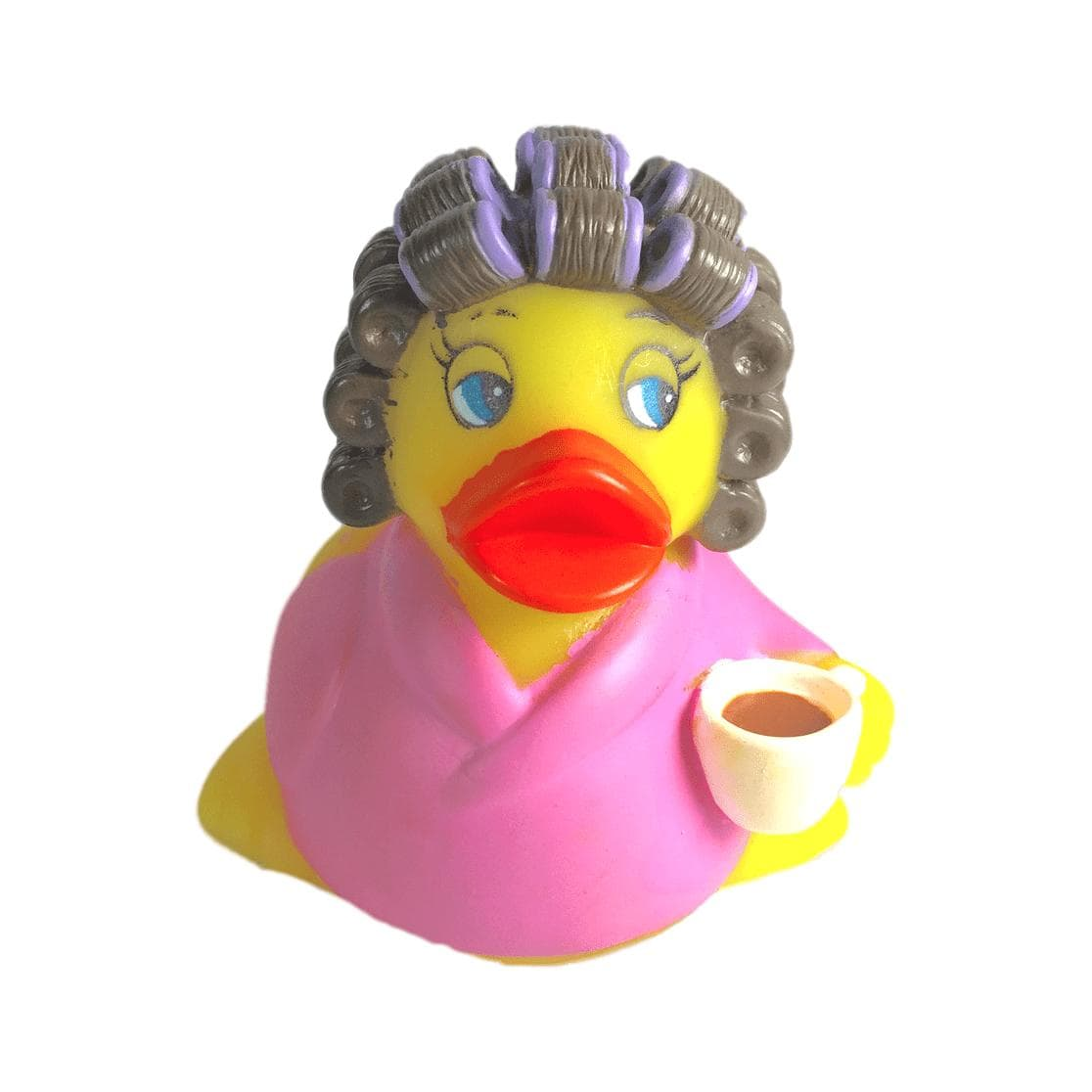 Coffee Rubber Duck