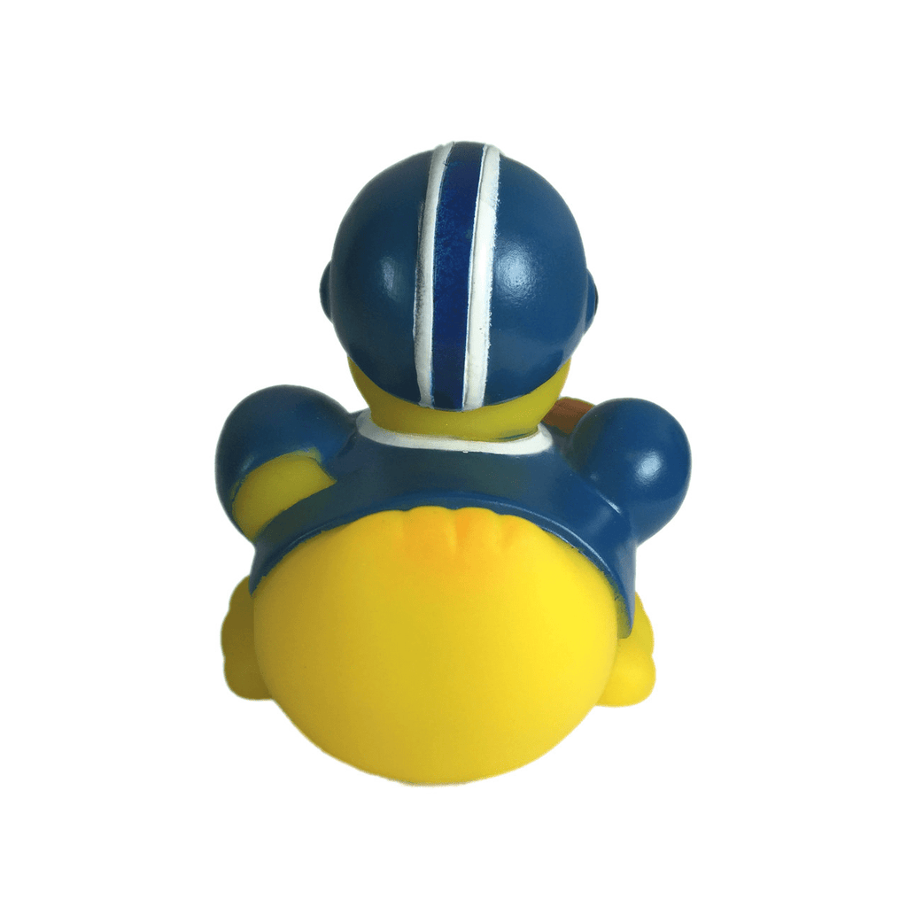Football Rubber Duck