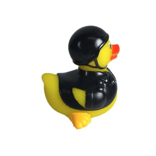 Motorcycle Rubber Duck