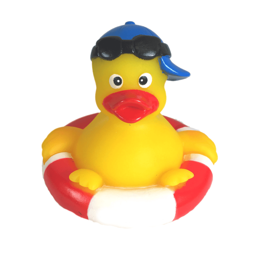 Pool Rubber Duck