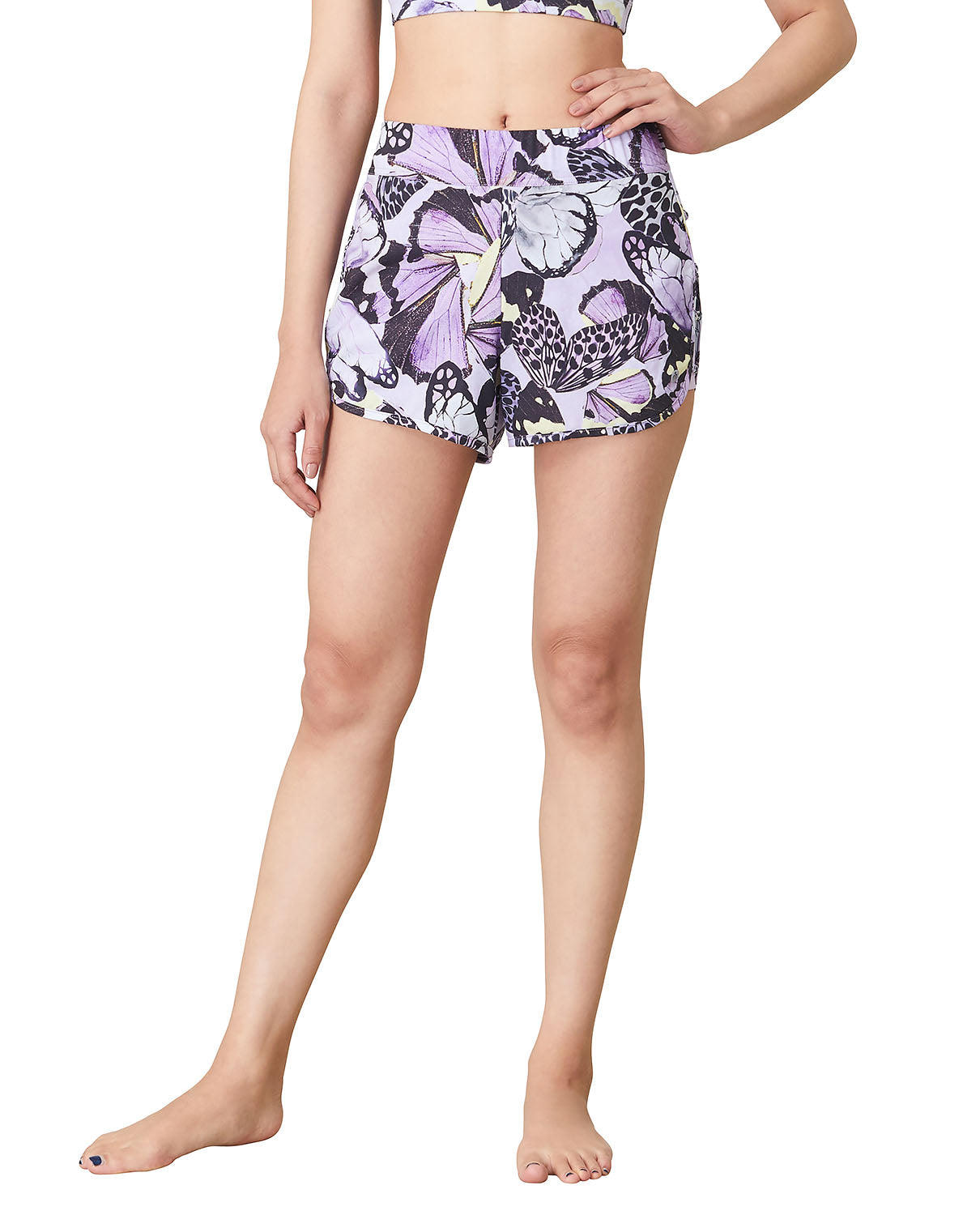 Fly Away Shorts Butterfly